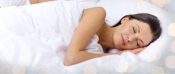 Maintain Good Sleeping Position