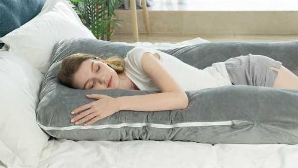 Meiz U shape Prengnay pillow1