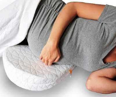 Wedges Pillow prop up