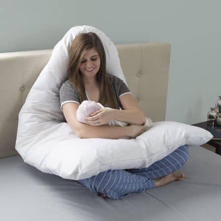 Bluestone Pregnancy Pillow1