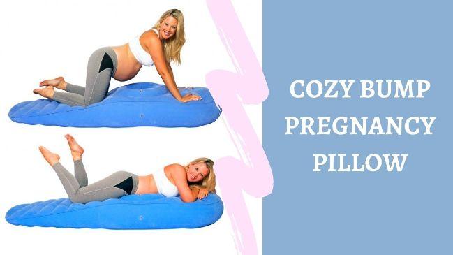 Cozy Bump Pregnancy Pillow Reviews 2020 [You'll Love it]
