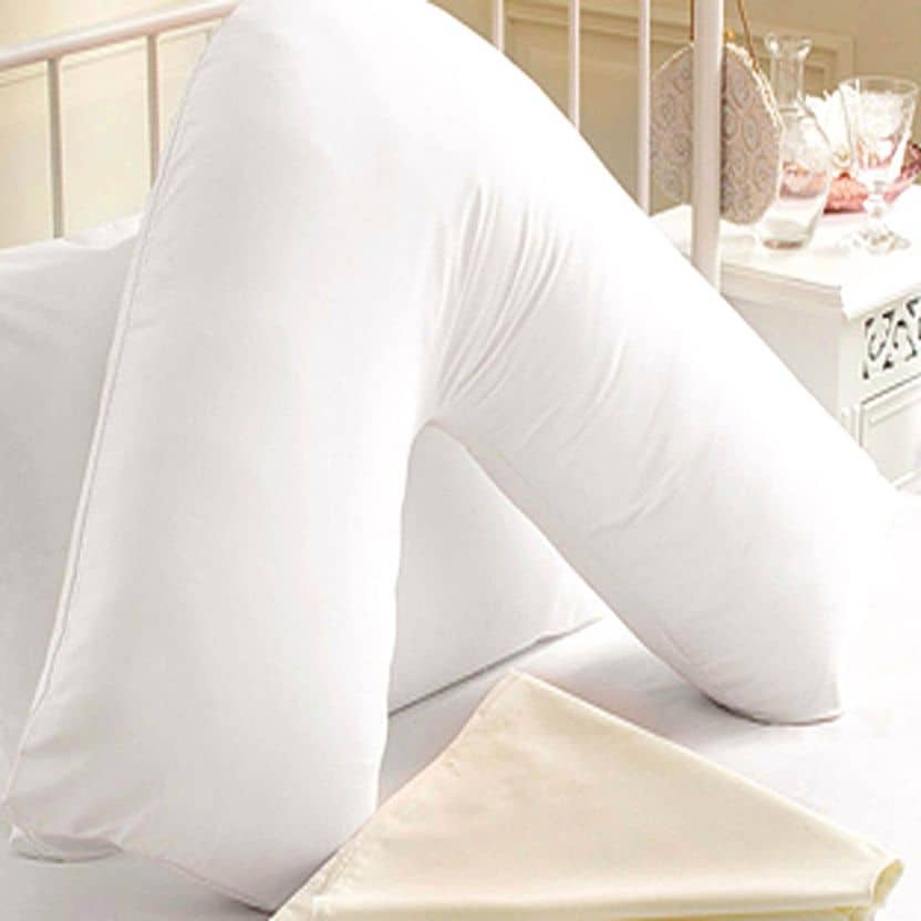 V Shaped Pillow